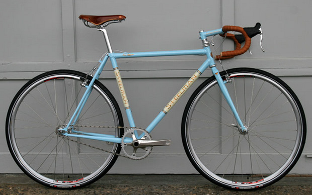 Steelman single speed